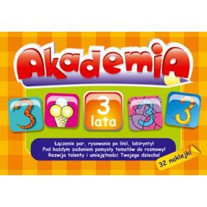 Akademia - 3 lata