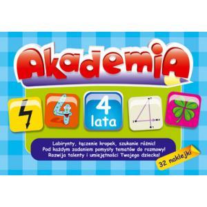 Akademia - 4 lata