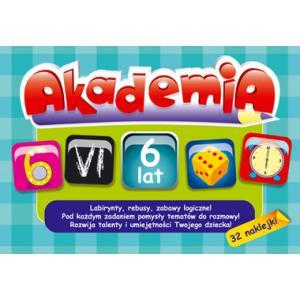 Akademia - 6 lat