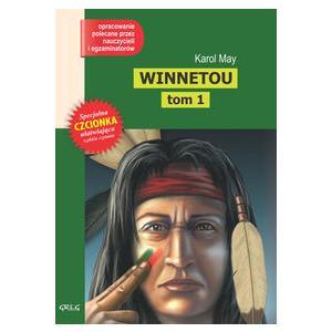 Winnetou tom 1 z opracowaniem