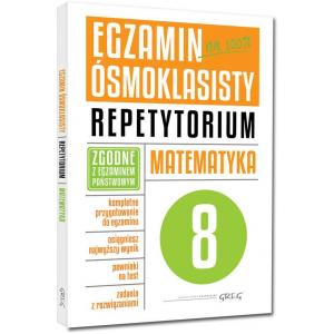 Egzamin Ósmoklasisty. Matematyka. Repetytorium