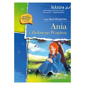 Ania z Zielonego Wzgórza z Opracowaniem