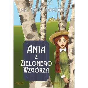 Ania z Zielonego Wzgórza oprawa miękka