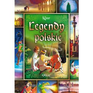 Legendy polskie oprawa miękka