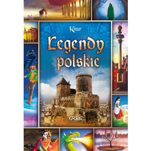 Legendy polskie oprawa twarda