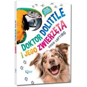 Doktor Dolittle i jego zwierzęta oprawa miękka