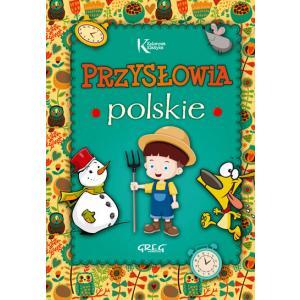 Przysłowia polskie oprawa miękka
