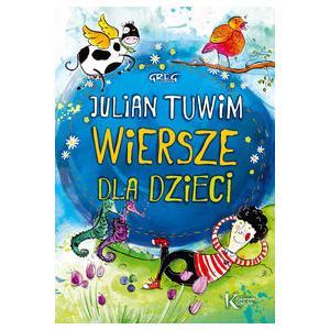 Wiersze dla dzieci Julian Tuwim oprawa miękka
