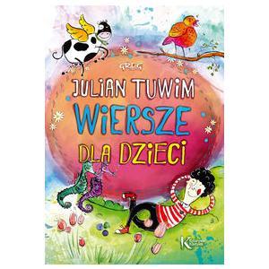 Wiersze dla dzieci Julian Tuwim oprawa twarda