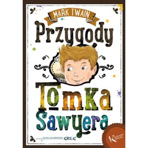 Przygody Tomka Sawyera oprawa miękka