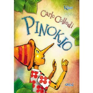 Pinokio oprawa miękka