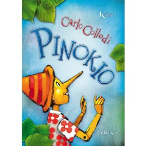 Pinokio oprawa twarda