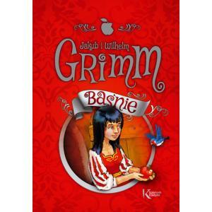 Baśnie - Jakub i Wilhelm Grimm oprawa miękka