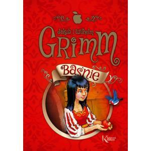 Baśnie Grimm. Kolorowa Klasyka