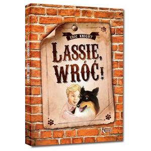Lassie wróć oprawa miękka