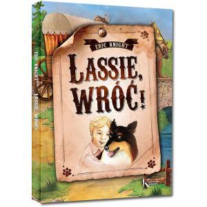 Lassie, wróć! Oprawa twarda