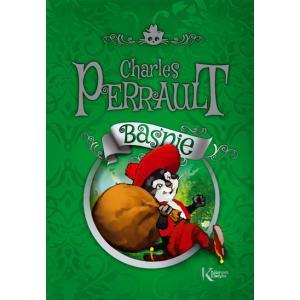 Baśnie - Charles Perrault oprawa miękka