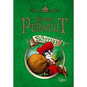 Baśnie - Charles Perrault oprawa twarda