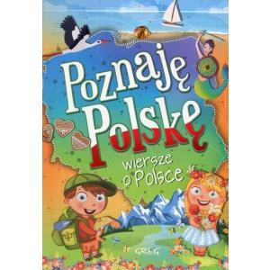 Poznaję Polskę Wiersze o Polsce oprawa twarda