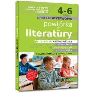 Powtórka z Literatury. Szkoła Podstawowa. Klasa 4-6