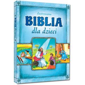 Biblia dla dzieci (wydanie objętościowe) oprawa twarda