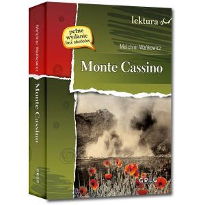 Monte Cassino z opracowaniem oprawa miękka