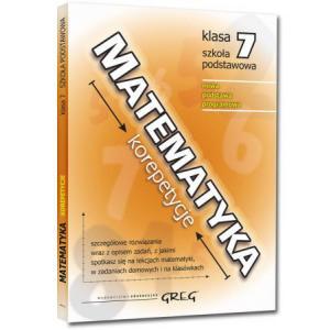 Matematyka Korepetycje Szkoła Podstawowa Klasa 7