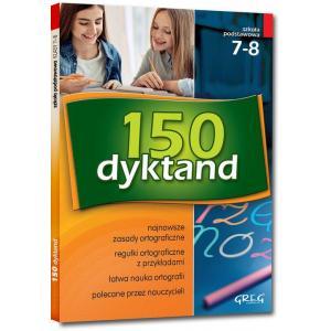 150 dyktand - szkoła podstawowa kl. 7-8