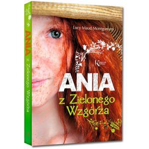 Ania z Zielonego Wzgórza oprawa twarda