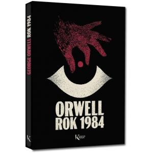 Rok 1984. Kolorowa klasyka oprawa twarda
