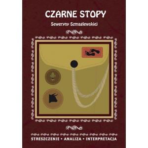 Czarne Stopy Seweryny Szmaglewskiej Streszczenie, analiza, interpretacja