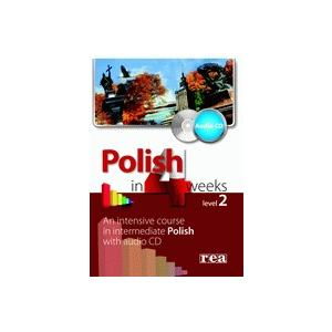 Polish in 4 weeks. An intensive course in intermediate Polish with audio CD