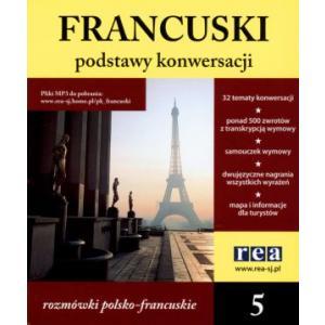 Francuski - Podstawy konwersacji MP3