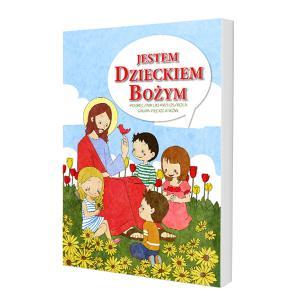 Katechizm 5-latka. Jestem Dzieckiem Bożym. Podręcznik