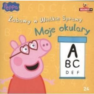 Świnka Peppa Moje okulary