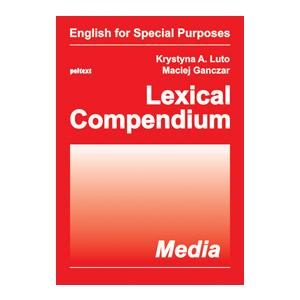 Lexical Compendium.   Media