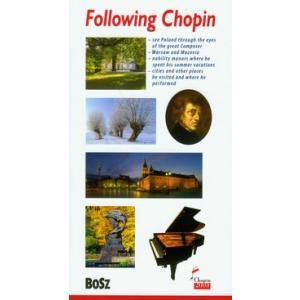 Śladami Chopina Przewodnik angielska wersja