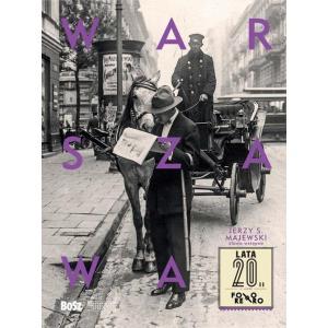 Album Warszawa lata 20 /varsaviana/