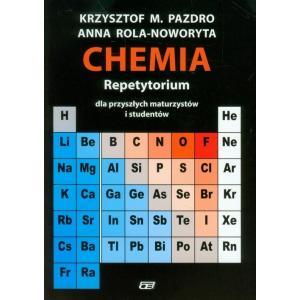 Chemia Repetytorium Dla Przyszłych Maturzystów i Studentów