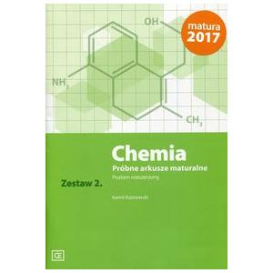 Chemia. Próbne Arkusze Maturalne. Zestaw 2. Poziom Rozszerzony
