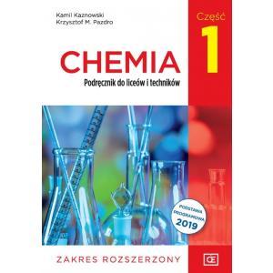 Chemia. Liceum i technikum. Podręcznik część 1. Zakres rozszerzony