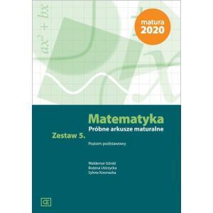 Matematyka.Próbne arkusze maturalne Zestaw 5 Poziom podstawowy