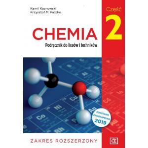 Chemia. Liceum i technikum. Podręcznik część 2. Zakres rozszerzony