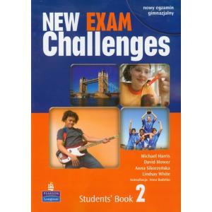 New Exam Challenges 2. Podręcznik