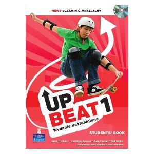 Upbeat 1. Podręcznik. Wydanie Uaktualnione