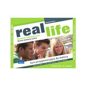 Real Life Elementary. CD do Podręcznika