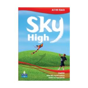 Sky High Starter. Oprogramowanie Tablic Interaktywnych