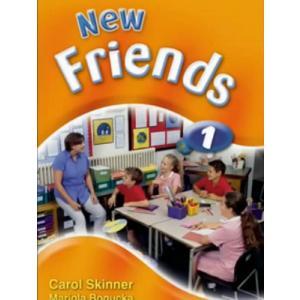New Friends 1. Oprogramowanie Tablic Interaktywnych