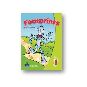 Footprints 1. Active Teach. Oprogramowanie Do Tablic Interaktywnych