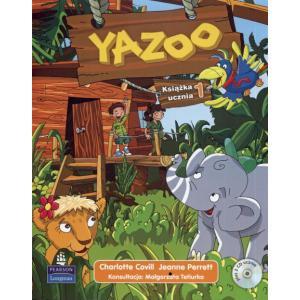 Yazoo 1.    Podręcznik + CD